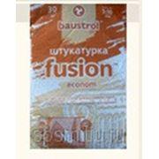 """Гипсовая штукатурка """"Baustrol Fusion-econom"""" 30 кг фото"""