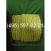Канат (верёвка) джутовая 12 фото