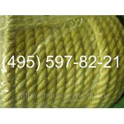 Канат (верёвка) джутовая 20 фото