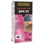 Клей плиточный BFK (для керамогранита) фото