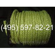 Канат сизалевый (веревка кручёная) 12 фото