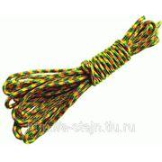 Веревка полиамидная 6 мм (р/н 500кг) фото