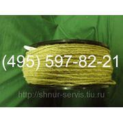 Канат (верёвка) джутовая 4 фото
