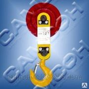 Блок облегченный г/п 1,6т с крюком Гп-Б 1,6-03(01) фото