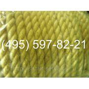Канат (верёвка) джутовая 18 фото