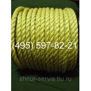 Канат сизалевый (веревка кручёная) 14 фото