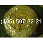 Канат (верёвка) джутовая 14 фото