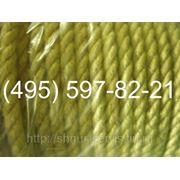 Канат (верёвка) джутовая 16 фото