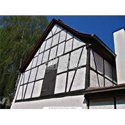 Обшивка зданий композитными панелями фото