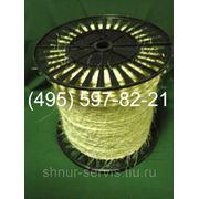 Канат сизалевый (веревка кручёная) 6 фото