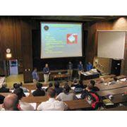 Организация и проведение презентаций деловых встреч