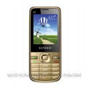 KENEKSI K1 Gold Мобильный телефон (золотистый) фото