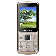 KENEKSI K3 Gold Мобильный телефон (золотистый) фото