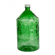 Стеклянная бутыль 22 литра фото