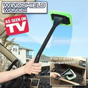 Швабра для лобового стекла и зеркал Windshield Miracle Wonder фото