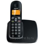 Телефон беспроводной DECT Philips CD1901B black фото