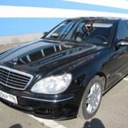 Mercedes Benz S 220 S класса фото