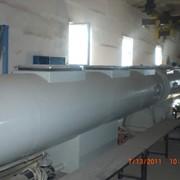 Производство трубы полиэтиленовой для водо- и газопроводов фото