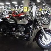 Мотоцикл чоппер No. B4810 Yamaha DRAGSTAR 1100 CLASSIC фото
