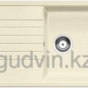 Мойка кухонная гранитная Blanco Zia XL 6S (жасмин) фото