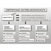 Комплексные системы безопасности фото