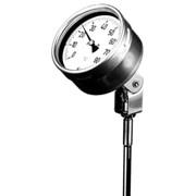 Биметаллические и манометрические термометры