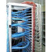 Проектирование и монтаж структурированных кабельных сетей фото