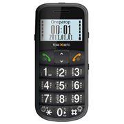 Мобильный телефон Texet TM-B110 black фото