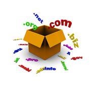 Регистрация домена и хостинг фото
