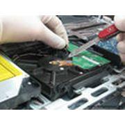 Восстановление информации на жестких дисках фото