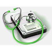 Восстановление удаленных данных: с жестких дисков флеш-памяти Memory Sticks CD DVD . фото