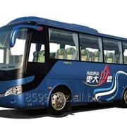 Автобус туристический Yutong фото