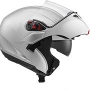 Мотошлем AGV COMPACT серебро XL фото