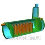 Масло-бензоотделитель с губчатым фильтром фото