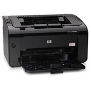 Принтер HP LaserJet Pro P1102w фото