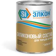 ЭЛКОН-Т пропитка для защиты торцов бревен и бруса фото