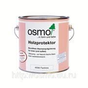 Пропитка для древесины с водоотталкивающим эффектом/Holzprotektor/ арт.4006 для внут. и наруж. работ фото
