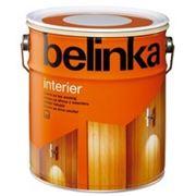 Belinka Interier Лазурь для защиты древесины фото