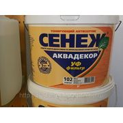 Антисептик «Сенеж-Аквадекор» 9кг фото