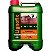 Антисептик Lignofix Stabil Extra, бесцветный, 5 кг (концентрат) фото