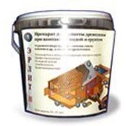 ЭРЛИТ-Н Профессиональный антисептик для древесины, бетона, кирпича на водной основе. фото