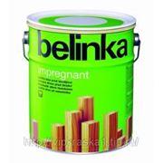 BELINKA IMPREGNANT (БЕЛИНКА ИМПРЕГНАНТ) — антисептик на водной основе для защиты древесины,10л фото