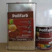 Антисептическая пропитка Древозахист Полифарб 3,5 кг фото