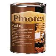 ПИНОТЕКС ВУД ОЙЛ (PINOTEX WOOD OIL) Водоотталкивающее защитное масло для дерева 3л. фото