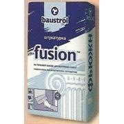 Гипсовая штукатурка для выравнивания стен и потолков, Fusion Econom Baustrol, 30 кг фото