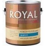 Акриловая краска для пола Royal Satin Latex Porch and Floor Enamel 202A310. 1 кварта (0,95 л) Эйс фото