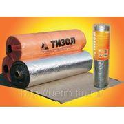 Огнезащитный базальтовый рулонный материал МБОР-8Ф фольгированный фото