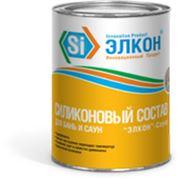 Силиконовый состав «Элкон-Сауна» огнебиозащита для бани фото