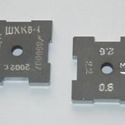 Шаблон хода клапана электропневматического вентиля ШХКВ-1 фото