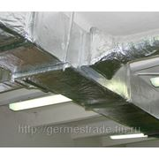 Огнезащитная система для воздуховодов ЕТ VENT 60 фото